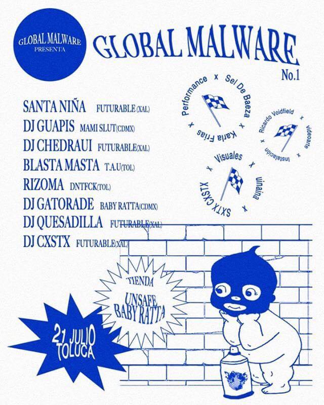 GLOBAL MALWARE NO1_FLYER
