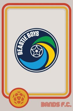 Beastie-Boys BANDS FC