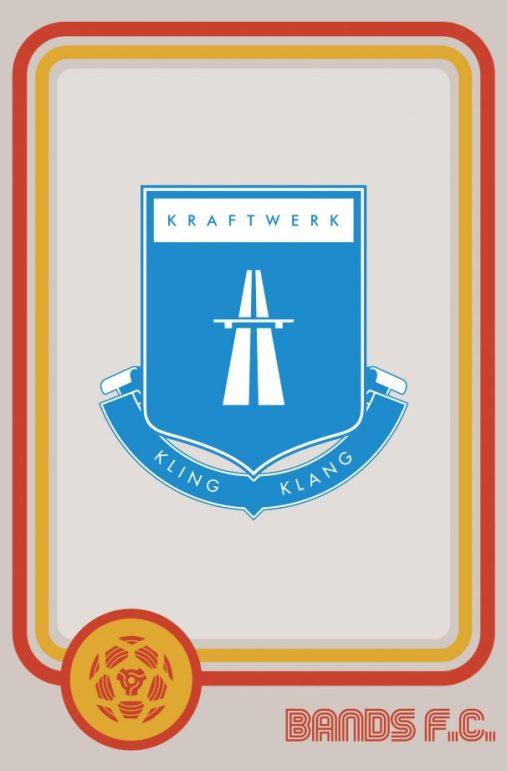 Kraftwerk BANDS FC