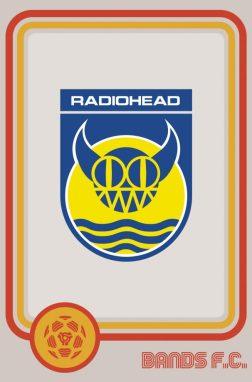 Radiohead BANDS FC